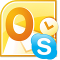 Format Contact phone numbers to use with Skype
