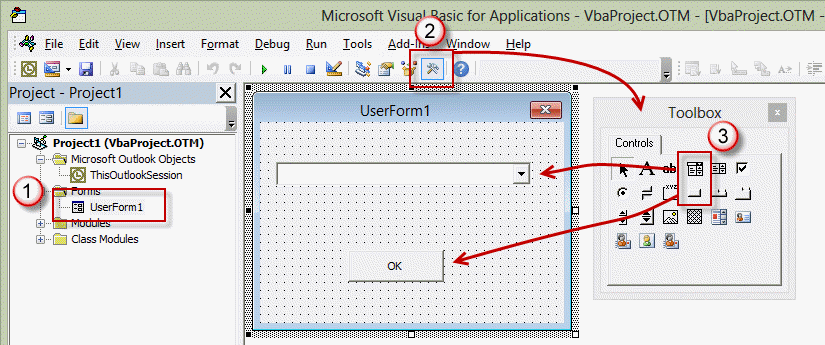 Microsoft Forms 2.0 Combobox Additem
